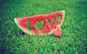 arbuz_trawa_love